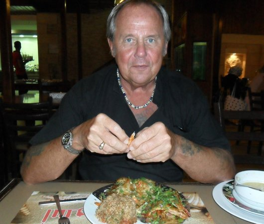 El Halaka : Mixed Sea Food set menu main course