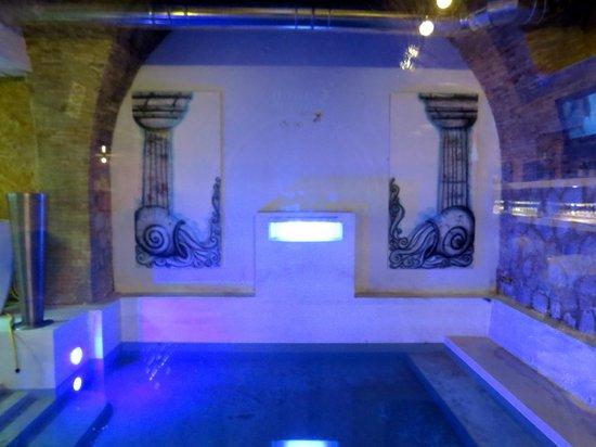 Ristorante Capotavola: piscina