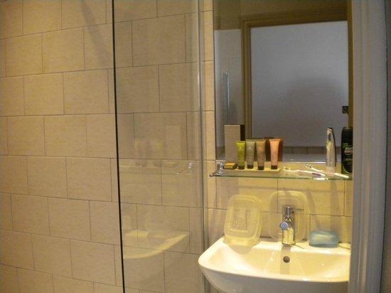 Hotel Continental: Beautiful toiletries
