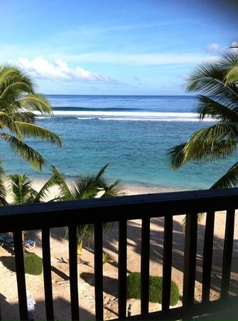 The Edgewater Resort & Spa : Morning view