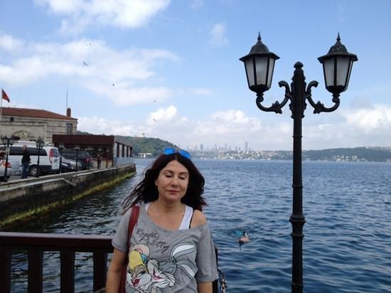 Bosphorus Strait: İBB Beykoz Sosyal Tesisleri