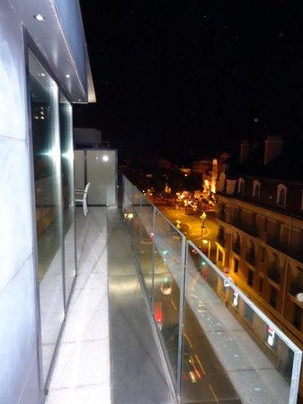 Le Rexhotel : terrasse