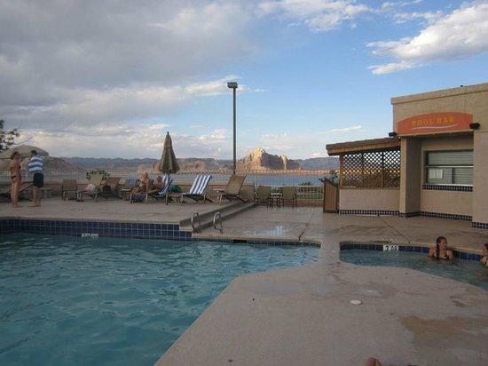 Lake Powell Resort: Pool