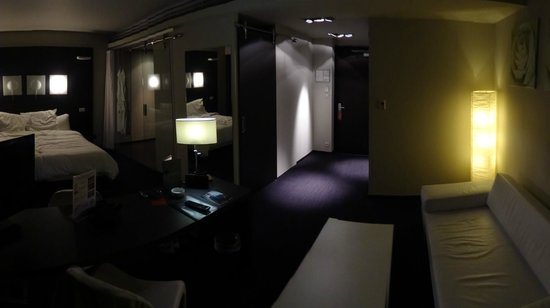 Le Rexhotel : chambre