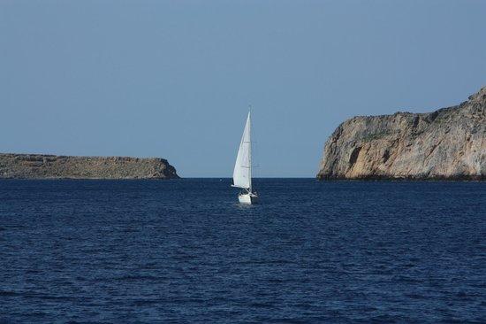 Cretan Daily Cruises - Gramvousa Balos : Морские врата