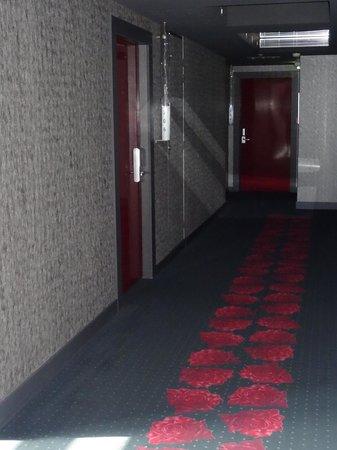 Le Rexhotel: etage