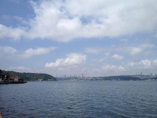 Bosphorus Strait: From Beykoz side