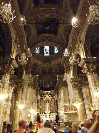 Chiesa di Santa Margherita d'Antiochia - Santuario di Nostra Signora della Rosa: Chiesa di Santa Margherita d'Antiochia