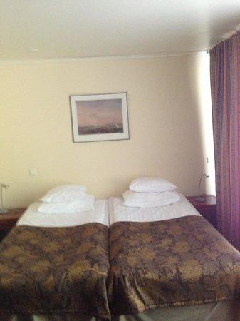 Original Sokos Hotel Seurahuone: Очень удобная кровать!! Превосходный отель!