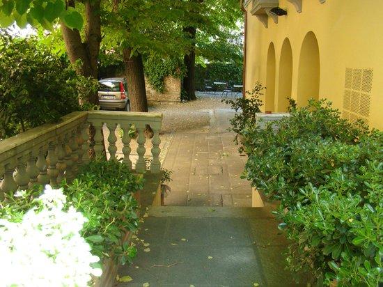 Relais Villa Antea : Entry