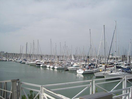 Vieux Port: Les Minimes, un peu trop du monde!