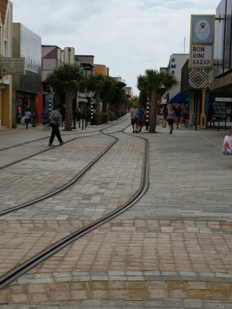 Seaport Village: Mainstreet Behind the Renaissance Hotel
