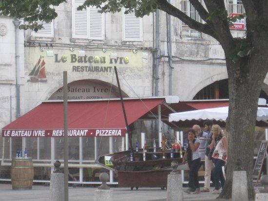 le bateau ivre, la rochelle - 42 cours des dames - restaurant