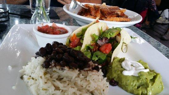 Darbster: Tempeh tacos