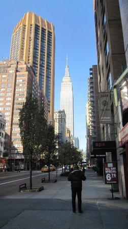 Empire State Building: El edificio y su entorno.