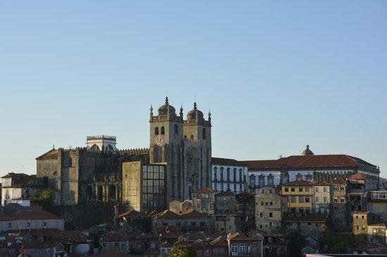 Vitoria Village: Vista do nosso quarto