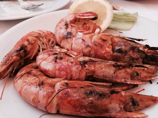 Trattoria Scordia: Sicilian Lobsters !