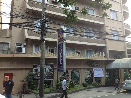 Best Western Hotel La Corona Manila : Best Western Hotel La Corona