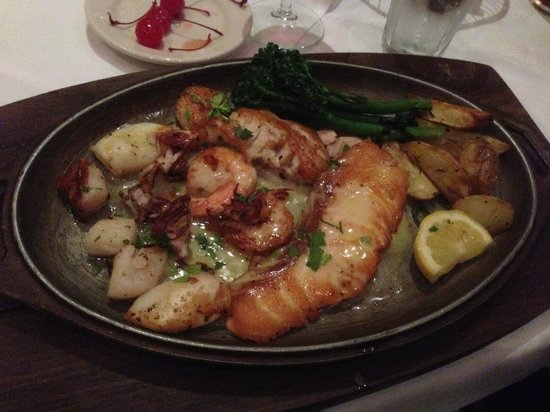 Il Fornaio: Seafood
