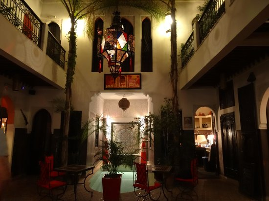 Riad La Porte Rouge : le riad