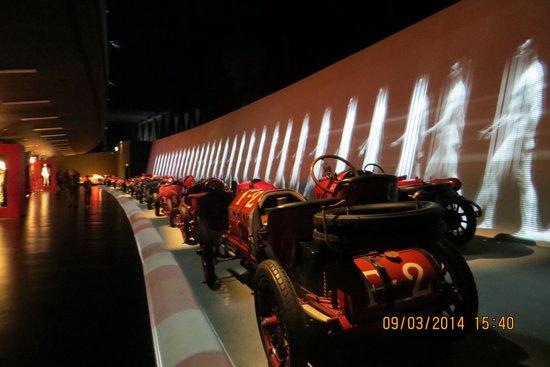 Museo Nazionale dell'Automobile : Sviluppo