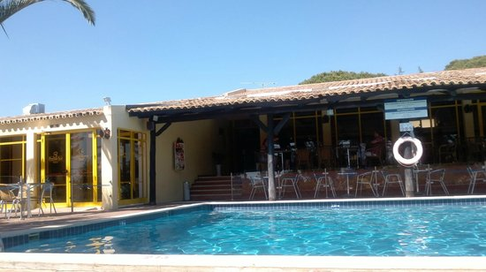 Pinhal do Sol Hotel: Pool Area