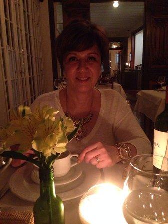 Senhora do Rosario: Noite mineira deliciosa