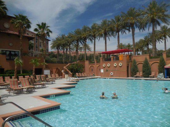 The Westin Lake Las Vegas Resort & Spa: The activity pool