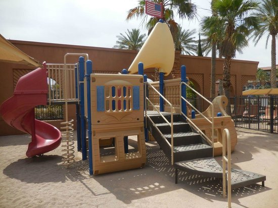 The Westin Lake Las Vegas Resort & Spa: Kid's playground