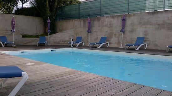Appart'hotel Odalys Archipel : 1,5m, fermé à 20h.