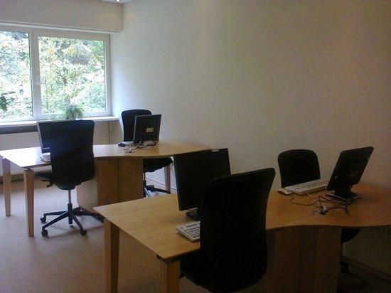 GDA Wohnstift Neustadt : Internet cafe