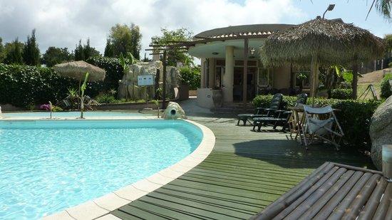 L'Arcobaleno Resort: absolut sauberer Poolbereich