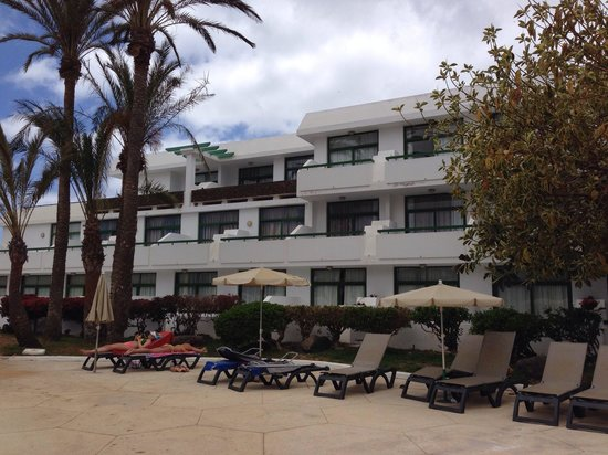 H10 Lanzarote Princess: Rooms