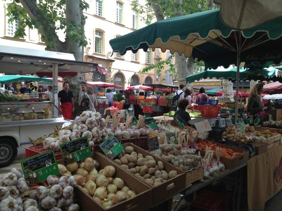 Tastes of Provence - Tours : Friday Market
