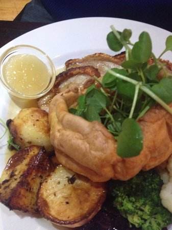 Ley Arms: Sunday lunch