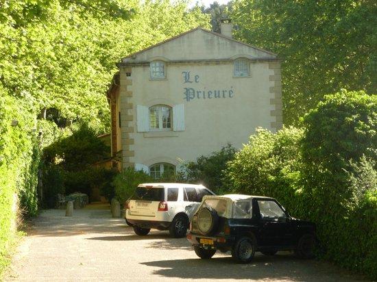 Hotel le Prieure: Hôtel Le Prieuré
