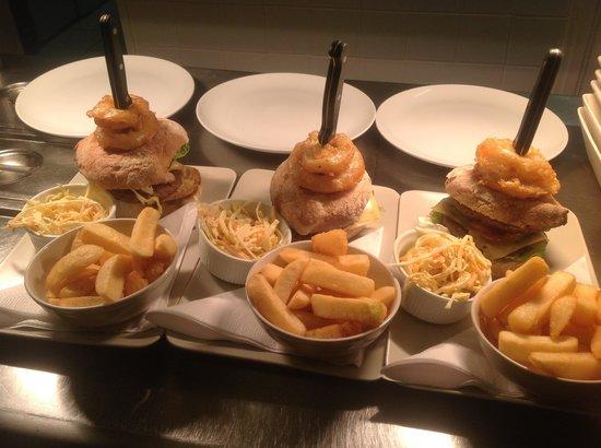 The Bridgend Inn: Bridgend Burger