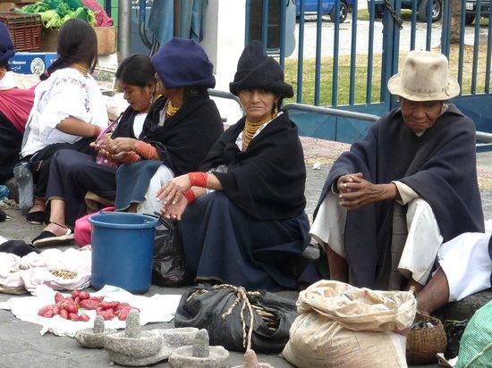 Otavalo Market: mercato