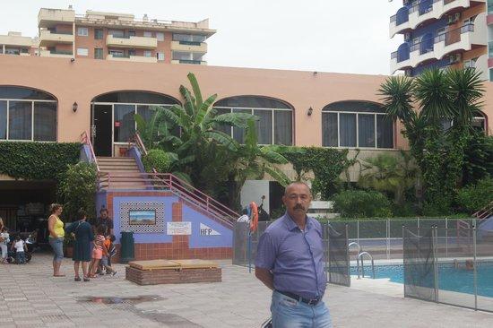Hotel Monarque Fuengirola Park: отель