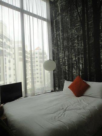 Studio M Hotel: Loft Room - Ground Dbl Bed