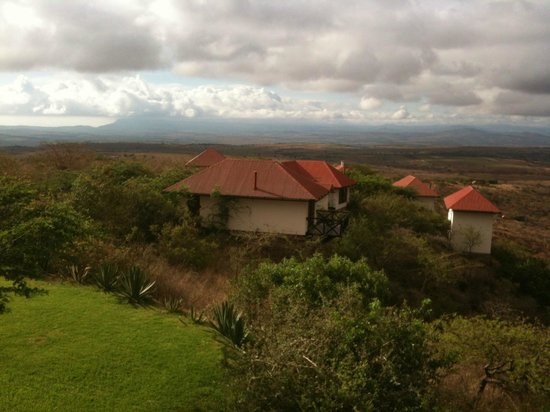 Bashay Rift Lodge : Les bungalows