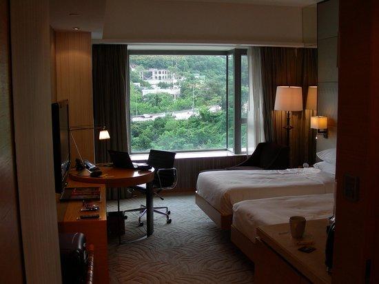Hyatt Regency Hong Kong, Sha Tin: La chambre