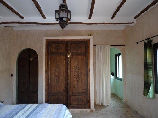 Dar Bergui: chambre spacieuse et très propre