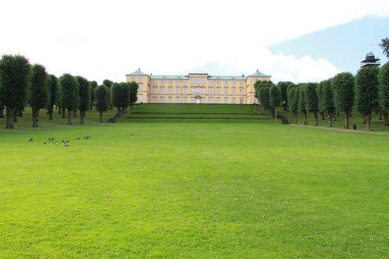 Frederiksberg Have: Fra parken.
