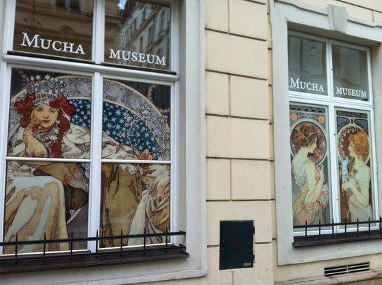 Mucha-Museum: Mucha Museum