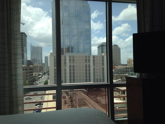 Residence Inn Austin Downtown / Convention Center: From room 801