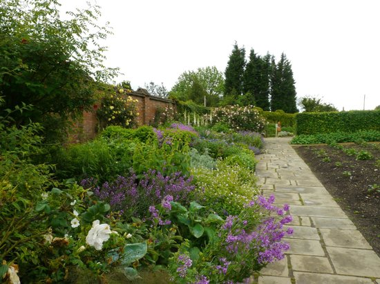 Chartwell: beautiful border