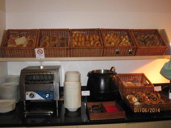 Park Inn Hotel Prague : Breakfast Buffet Included