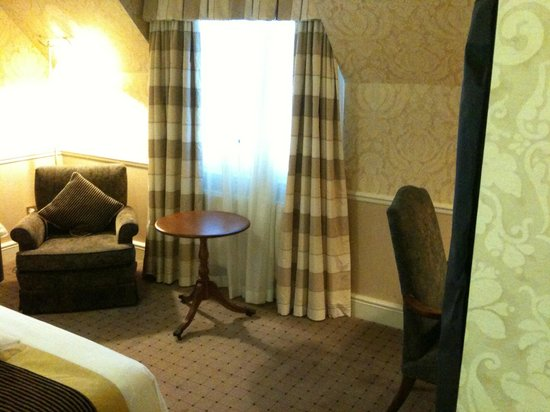 Kettering Park Hotel and Spa: Cozy