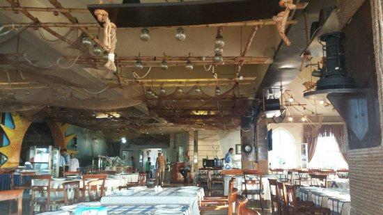 Le Prince Seafood Restaurant: Interior